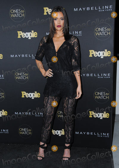 "Annabelle Acosta Photo - 13 October 2016 - West Hollywood, California. Annabelle Acosta. 2016 People's ""Ones To Watch"" Event held at E.P. & L.P. Photo Credit: Birdie Thompson/AdMedia"