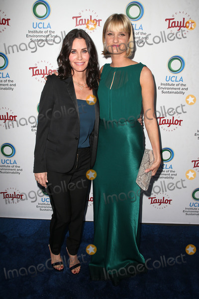 Courteney Cox, Alexandria Jackson Photo - 22 March 2018 - Beverly Hills, California - Courteney Cox, Alexandria Jackson. 2018 UCLA IoES Gala held at a private residence. Photo Credit: F. Sadou/AdMedia