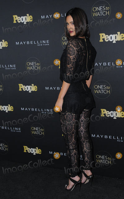 """Annabelle Acosta Photo - 13 October 2016 - West Hollywood, California. Annabelle Acosta. 2016 People's """"Ones To Watch"""" Event held at E.P. & L.P. Photo Credit: Birdie Thompson/AdMedia"""
