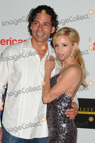 Dimitri Charalambopoulos, Camille Grammer Photo - 18 May 2012 - Century City, California - Dimitri Charalambopoulos, Camille Grammer. 19th Annual Race To Erase MS held at the Hyatt Regency Century Plaza Hotel. Photo Credit: Byron Purvis/AdMedia