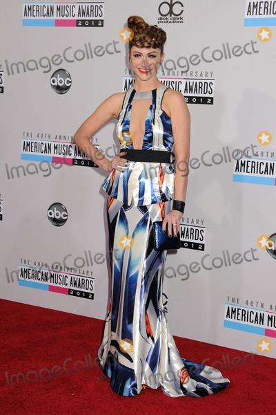 Amy Heidemann, Karmin Photo - 18 November 2012 - Los Angeles, California - Amy Heidemann, Karmin. 40th Anniversary American Music Awards - Arrivals held at Nokia Theatre L.A. Live. Photo Credit: Byron Purvis/AdMedia