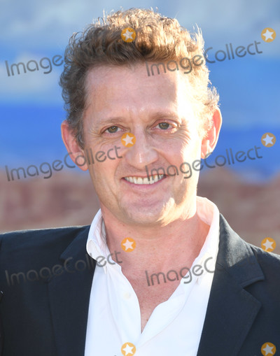 "Alex Winter Photo - 07 October 2019 - Westwood, California - Alex Winter. Netflix's ""El Camino: A Breaking Bad Movie"" Los Angeles Premiere held at Regency Village Theater. Photo Credit: Birdie Thompson/AdMedia"