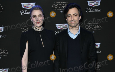 Greta Gerwig, Noah Baumbach Photo - 06 February 2020 - Los Angeles - Noah Baumbach, Greta Gerwig. Cadillac Celebrates The 92nd Annual Academy Awards held at Chateau Marmont. Photo Credit: Birdie Thompson/AdMedia