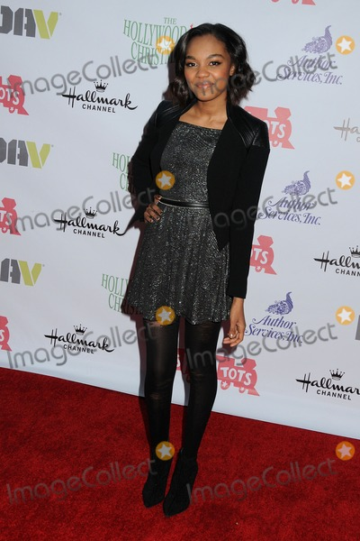 China Anne Photo - 1 December 2013 - Hollywood, California - China Anne McClain. 82nd Annual Hollywood Christmas Parade held on Hollywood Blvd. Photo Credit: Byron Purvis/AdMedia