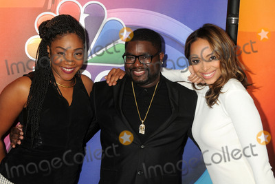 Amber Stevens, Tiffany, Tiffany Haddish, Amber Stevens-West Photo - 13 January 2016 - Pasadena, California - Tiffany Haddish, Lil Rel Howery, Amber Stevens West. NBC Universal 2016 Press Tour - Day 1 held at the Langham Huntington Hotel. Photo Credit: Byron Purvis/AdMedia
