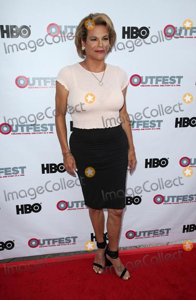 "Alexandra Billings Photo - 16 July 2017 - West Hollywood, California - Alexandra Billings. 2017 Outfest Los Angeles LGBT Film Festival Screening Of ""Transparent"" Season 4. Photo Credit: F. Sadou/AdMedia"
