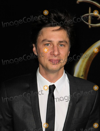 "Zach Braff Photo - 13 February 2013 - Hollywood, California - Zach Braff. ""OZ The Great And Powerful"" - Los Angeles Premiere Held At El Capitan Theatre. Photo Credit: Kevan Brooks/AdMedia"
