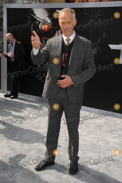 """Alan Taylor Photo - 28 June 2015 - Los Angeles, California - Alan Taylor. """"Terminator Genisys"""" Los Angeles Premiere held at the Dolby Theatre. Photo Credit: Byron Purvis/AdMedia"""