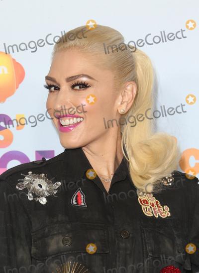 Gwen Stefani Photo - 11 March 2017 -  Los Angeles, California - Gwen Stefani. Nickelodeon's Kids' Choice Awards 2017 held at USC Galen Center. Photo Credit: Faye Sadou/AdMedia