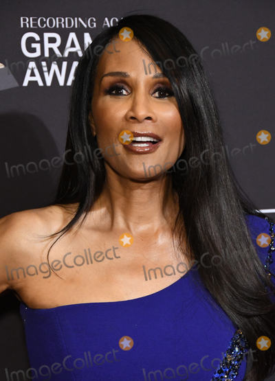 Beverly Johnson, Clive Davis Photo - 09 February 2019 - Beverly Hills, California - Beverly Johnson. The Recording Academy And Clive Davis' 2019 Pre-GRAMMY Gala held at the Beverly Hilton Hotel. Photo Credit: Birdie Thompson/AdMedia