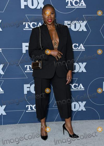 Aisha Hinds Photo - 07 January 2020 - Pasadena, California - Aisha Hinds. FOX Winter TCA 2020 All Star Party held at Langham Huntington Hotel. Photo Credit: Birdie Thompson/AdMedia