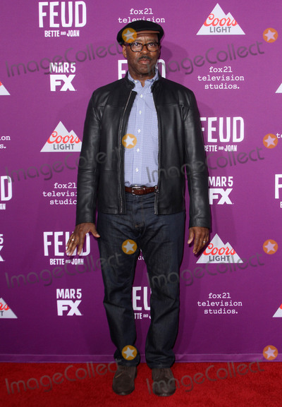 Courtney B. Vance, Grauman's Chinese Theatre Photo - 1 March 2017 - Los Angeles, California - Courtney B. Vance