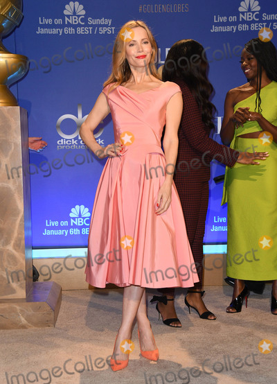 Leslie Mann Photo - 06 December 2018 - Beverly Hills, California - Leslie Mann. 76th Annual Golden Globe Nominations Announcement held at the Beverly Hilton Hotel. Photo Credit: Birdie Thompson/AdMedia