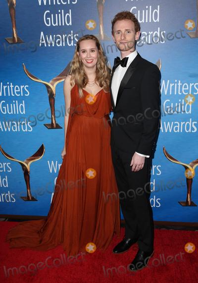 Allison Schroeder, Allison Schroeder Photo - 19 February 2017 - Beverly Hills, California - Allison Schroeder. 2017 Writers Guild Awards L.A. Ceremony held at the Beverly Hilton. Photo Credit: AdMedia