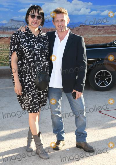 "Alex Winter Photo - 07 October 2019 - Westwood, California - Alex Winter. Netflix's ""El Camino: A Breaking Bad Movie"" Los Angeles Premiere held at Regency Village Theater. Photo Credit: Birdie Thompson/AdMedia"