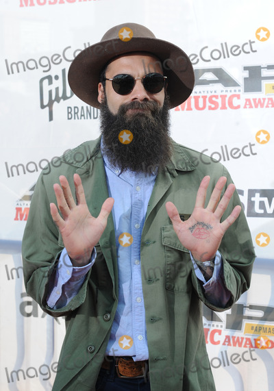 Jason Butler, THE ROCK Photo - 21 July 2014 - Cleveland, OH - Frontman JASON BUTLER of the band LETLIVE attends the 1st Annual 2014 Gibson Brands AP Music Awards at the Rock and Roll Hall of Fame and Museum   Photo Credit: Jason L Nelson/AdMedia