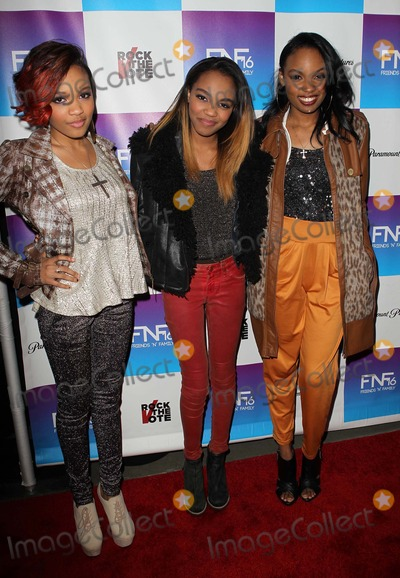 McClain Sisters Photo - 8 February 2013 - Los Angeles, California - McClain Sisters. Paramount Studios' 16th Annual Friends 'N' Family Party Held At Paramount Studios. Photo Credit: Kevan Brooks/AdMedia