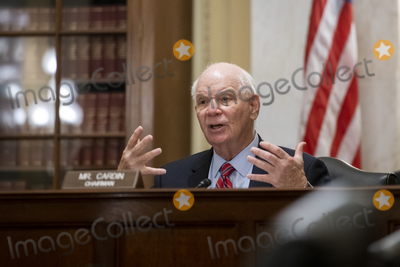 Ben Cardin Photo - United States Senator Ben Cardin (Democrat of Maryland) questions Dilawar Syed as he appears during his Senate Committee on Small Business and Entrepreneurship nomination hearing to be Deputy Administrator of the Small Business Administration, in the Dirksen Senate Office Building in Washington, DC, Wednesday, April 21, 2021. Credit: Rod Lamkey / CNP/AdMedia