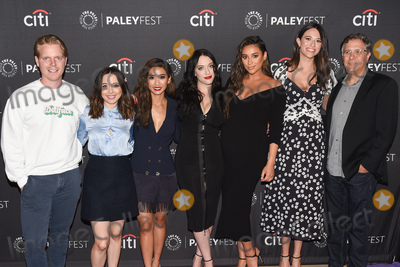 "Brenda Song, Kat Dennings, Shai, Shay, Shay Mitchell, Shay Mitchel, Kat Denning, Ira Ungerleider, Esther Povitsky, Jordan Weiss Photo - 10 September 2019 - Beverly Hills, California - Brett Hedblom, Esther Povitsky, Brenda Song, Kat Dennings, Shay Mitchell, Jordan Weiss, Ira Ungerleider. ""Dollface"" The Paley Center For Media's 13th Annual PaleyFest Fall TV Previews - Hulu. Photo Credit: Billy Bennight/AdMedia"