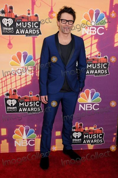 Bobby Bones Photo - 01 May 2014 - Los Angeles, California - Bobby Bones. iHeartRadio Music Awards 2014 - Arrivals held at The Shrine Auditorium. Photo Credit: Byron Purvis/AdMedia
