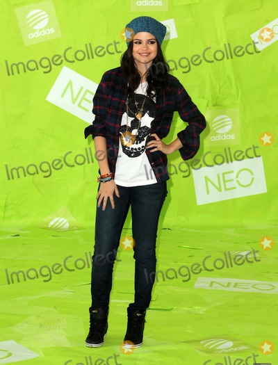"Selena Gomez, Gomez Photo - 20 November 2012 - Los Angeles, California - Selena Gomez. Selena Goes ""NEO"" Adidas NEO Labels Signs Selena Gomez as Guest Designer Held At The DownTown Los Angeles. Photo Credit: Faye Sadou/AdMedia"