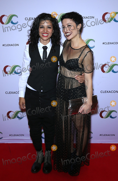 Nicole Pacent, Mandahla Rose Photo - 13 April 2019 - Las Vegas, NV - Mandahla Rose, Nicole Pacent. 2019 ClexaCon Cocktails for Change at The Tropicana Hotel. Photo Credit: MJT/AdMedia