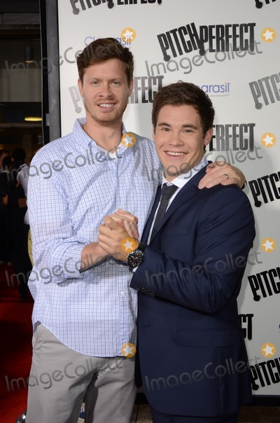 Vines, Anders Holm, Adam DeVine Photo - 24 September 2012 - Hollywood, California - Anders Holm, Adam DeVine.  The premiere of Universal Pictures And Gold Circle Films' 'Pitch Perfect' held at ArcLight Cinemas. Photo Credit: Tonya Wise/AdMedia