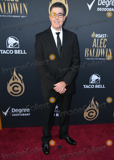 Adam Carrolla, Alec Baldwin Photo - 07 September 2019 - Beverly Hills, California - Adam Carrolla. Comedy Central Roast Of Alec Baldwin held at The Saban Theatre. Photo Credit: Birdie Thompson/AdMedia