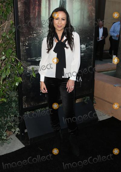 "Anjelah Johnson Photo - 15 April 2019 - Hollywood, California - Anjelah Johnson. ""The Curse Of La Llorona"" Warner Bros' Los Angeles Premiere held at The Egyptian Theatre. Photo Credit: Faye Sadou/AdMedia"
