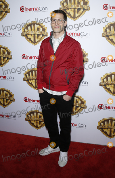 Andy Sandberg Photo - 12 April 2016 - Las Vegas, Nevada -  Andy Sandberg. Warner Brothers Pictures presents The Big Picture at 2016 CinemaCon at The Colosseum of Caesars Palace. Photo Credit: MJT/AdMedia