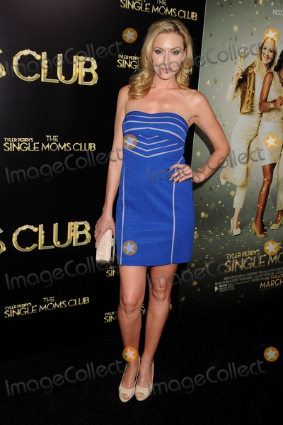 "Allison McAtee Photo - 10 March 2014 - Hollywood, California - Allison McAtee. ""The Single Moms Club"" Los Angeles Premiere held at Arclight Cinemas. Photo Credit: Byron Purvis/AdMedia"