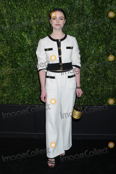 Aisling Franciosi Photo - Aisling Franciosi at the CHANEL Tribeca Film Festival Artists Dinner, at Balthazar in Soho in New York, New York, USA, 29 April 2019