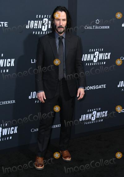 "Keanu Reeves, TCL Chinese Theatre, John Wicks Photo - 15 May 2019 - Hollywood, California - Keanu Reeves. ""John Wick: Chapter 3 - Parabellum"" Special Screening Los Angeles held at the TCL Chinese Theatre. Photo Credit: Birdie Thompson/AdMedia"