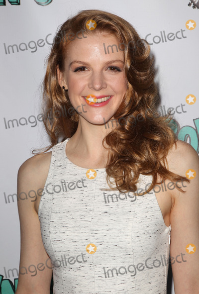 Ashley Bell Photo - 01 June 2014 - West Hollywood, California - Ashley Bell. The Groundlings 40th Anniversary Gala held at HYDE Sunset: Kitchen + Cocktails. Photo Credit: F. Sadou/AdMedia