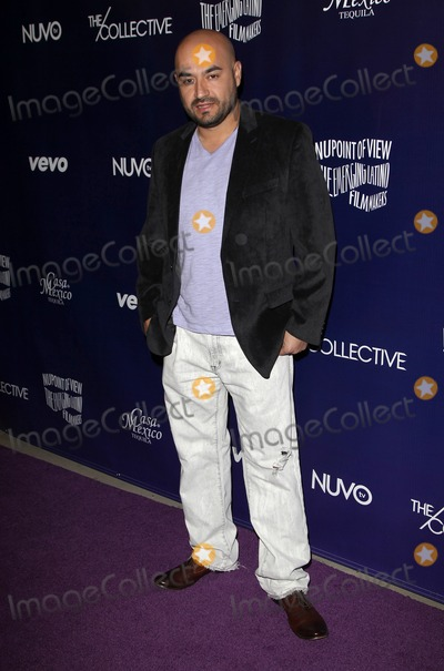 """Anthony Valadez Photo - 18 February 2014 - Los Angeles, California - Anthony Valadez. NUVOtv's Spring Launch Premiere Party Featuring Talent From """"The Collective, Powered By Vevo"""" And """"Nu Point Of View"""" Held at Siren Studios. Photo Credit: F.Sadou/AdMedia"""