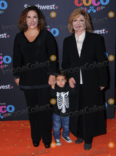 "Angelica Maria, Angelica Vale, Coco, Angelica  Maria Photo - 06 November  2017 - Hollywood, California - Angelica Vale, Angelica Maria. Disney Pixar's ""Coco"" Los Angeles premiere held at El Capitan Theater in Hollywood. Photo Credit: Birdie Thompson/AdMedia"
