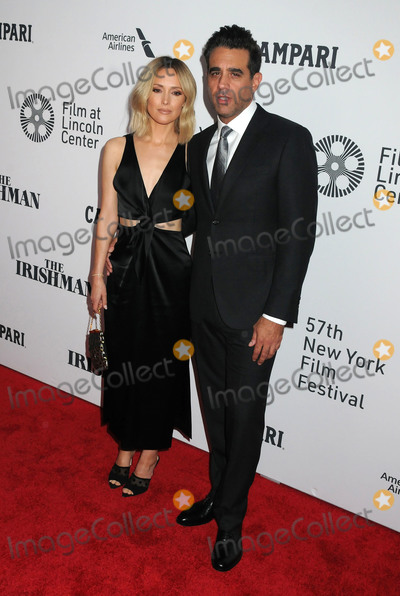"""Bobby Cannavale, Rose Byrne Photo - 27 September 2019 - New York, New York - Rose Byrne, Bobby Cannavale. """"The Irishman"""" 57th New York Film Festival held at Alice Tully Hall, Lincoln Center. Photo Credit: AdMedia"""