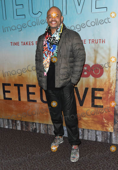 "Anthony Hemingway Photo - 10 January 2019 - Hollywood, California - Anthony Hemingway. ""True Detective"" third season premiere held at Directors Guild of America. Photo Credit: Birdie Thompson/AdMedia"