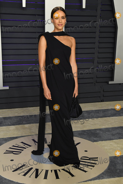 476d9fb80b1 ... California - Jessica Alba. 2019 Vanity Fair Oscar Party following the  91st Academy Awards held at the Wallis Annenberg Center for the Performing  ...