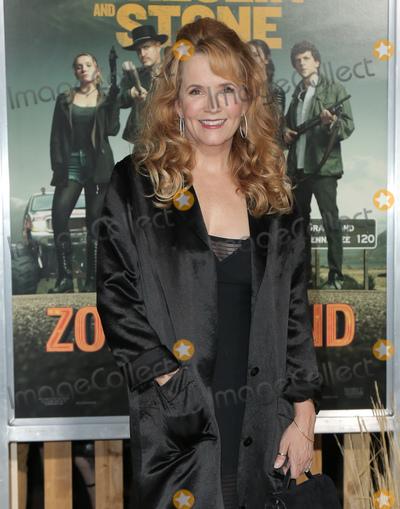 "Lea Thompson, Léna Jam-Panoï Photo - 10 October 2019 - Westwood, California - Lea Thompson. Premiere Of Sony Pictures' ""Zombieland: Double Tap"" held at Regency Village Theatre. Photo Credit: PMA/AdMedia"