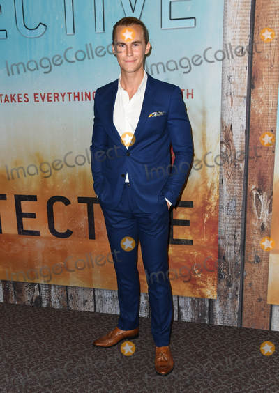 "Rhys Wakefield Photo - 10 January 2019 - Hollywood, California - Rhys Wakefield. ""True Detective"" third season premiere held at Directors Guild of America. Photo Credit: Birdie Thompson/AdMedia"