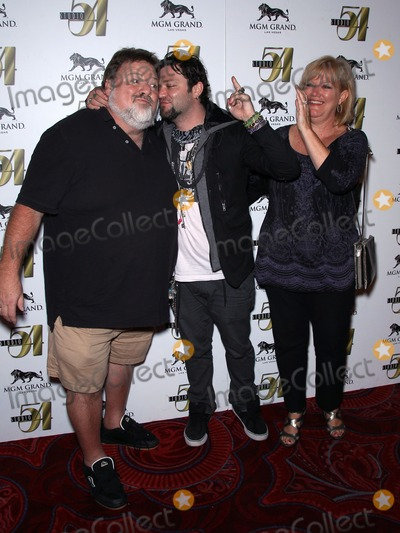 April Margera, Bam Margera, Phil Margera Photo - 01 October 2011 - Las Vegas, Nevada - Phil Margera, Bam Margera, April Margera.   Bam Margera celebrates his birthday at Studio 54 inside MGM Grand Hotel and Casino.  Photo Credit: MJT/AdMedia