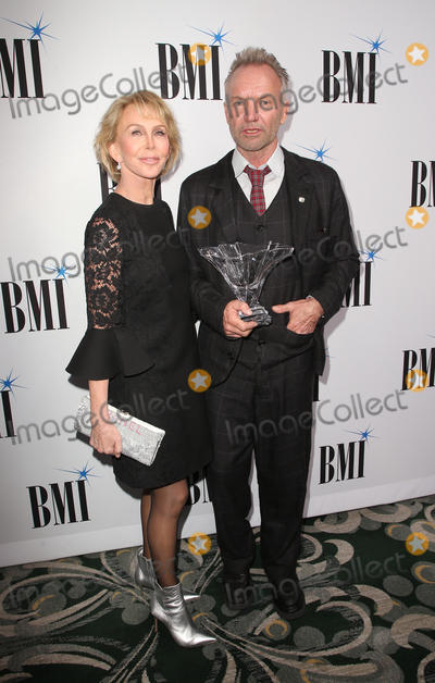 Four Seasons, Sting, Trudi Styler, Trudie Styler, Trudy Styler Photo - 14 May 2019 - Beverly Hills, California - Trudie Styler, Sting. 67th Annual BMI Pop Awards held at The Beverly Wilshire Four Seasons Hotel. Photo Credit: Faye Sadou/AdMedia
