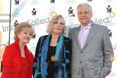 Debbie Reynolds, Kim Novak, Robert Osbourne, Kim Roberts Photo - 14 April 2012 - Hollywood, California - Debbie Reynolds, Kim Novak, Robert Osbourne. Kim Novak Immortalized With Hand And Footprint Ceremony As Part Of The 2012 TCM Classic Film Held at Grauman's Chinese Theatrel. Photo Credit: Kevan Brooks/AdMedia