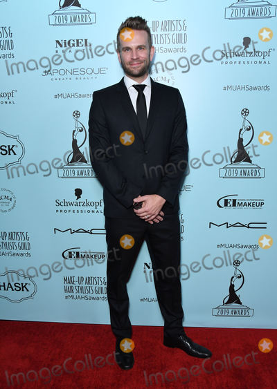 John Brotherton Photo - 16 February 2019 - Los Angeles, California - John Brotherton. The 6th Annual Make-Up Artists and Hair Stylists Guild Awards held at The Novo at L.A. Live. Photo Credit: Birdie Thompson/AdMedia