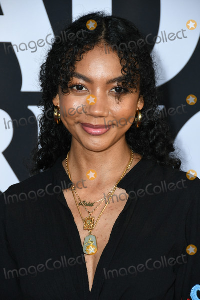 "Asia Jackson Photo - 19 August 2019 - Culver City, California - Asia Jackson. Fox Searchlight's ""Ready Or Not"" Los Angeles Screening held at Arclight Culver City. Photo Credit: Birdie Thompson/AdMedia"