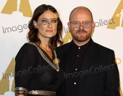 Adele, James Laxton, Adele Romanski Photo - 6 February 2017 - Los Angeles, California - James Laxton with Adele Romanski. 89th Oscars Nominees Luncheon held in the Grand Ballroom at the Beverly Hilton Hotel in Beverly Hills. Photo Credit: AdMedia