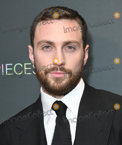 "Aaron Taylor-Johnson, Taylor Johnson Photo - 04 December 2019 - West Hollywood, California - Aaron Taylor-Johnson. Special Screening Of Momentum Pictures' ""A Million Little Pieces"" held at The London West Hollywood. Photo Credit: Birdie Thompson/AdMedia"