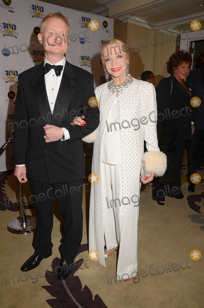 Anne Jefferies, Anne Jefferys, Norby Walters Photo - 24 February 2013 - Beverly Hills, California - Anne Jefferies. 23nd Annual Night of 100 Stars Awards Gala hosted by Norby Walters celebrating the 85th Annual Academy Awards held at the Beverly Hills Hotel. Photo Credit: Birdie Thompson/AdMedia
