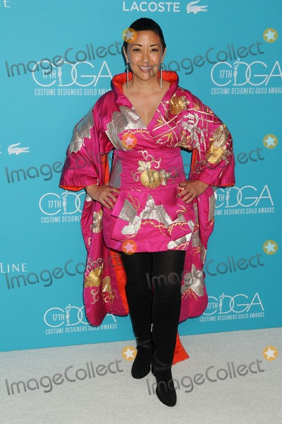 Ane Crabtree Photo - 17 February 2015 - Beverly Hills, California - Ane Crabtree. 17th Annual Costume Designers Guild Awards held at the Beverly Hilton Hotel. Photo Credit: Byron Purvis/AdMedia
